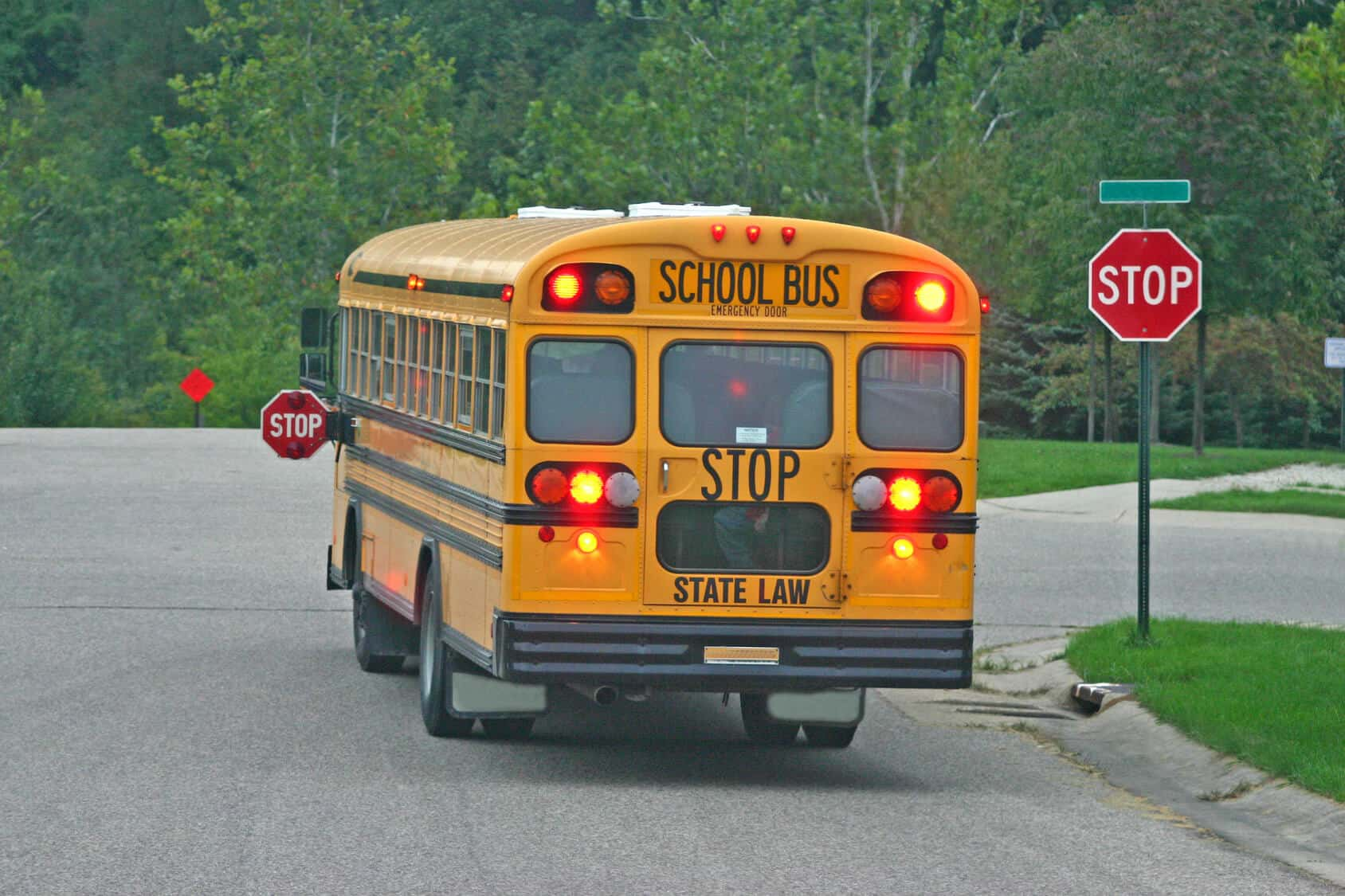 Back To School Season Driving Tips