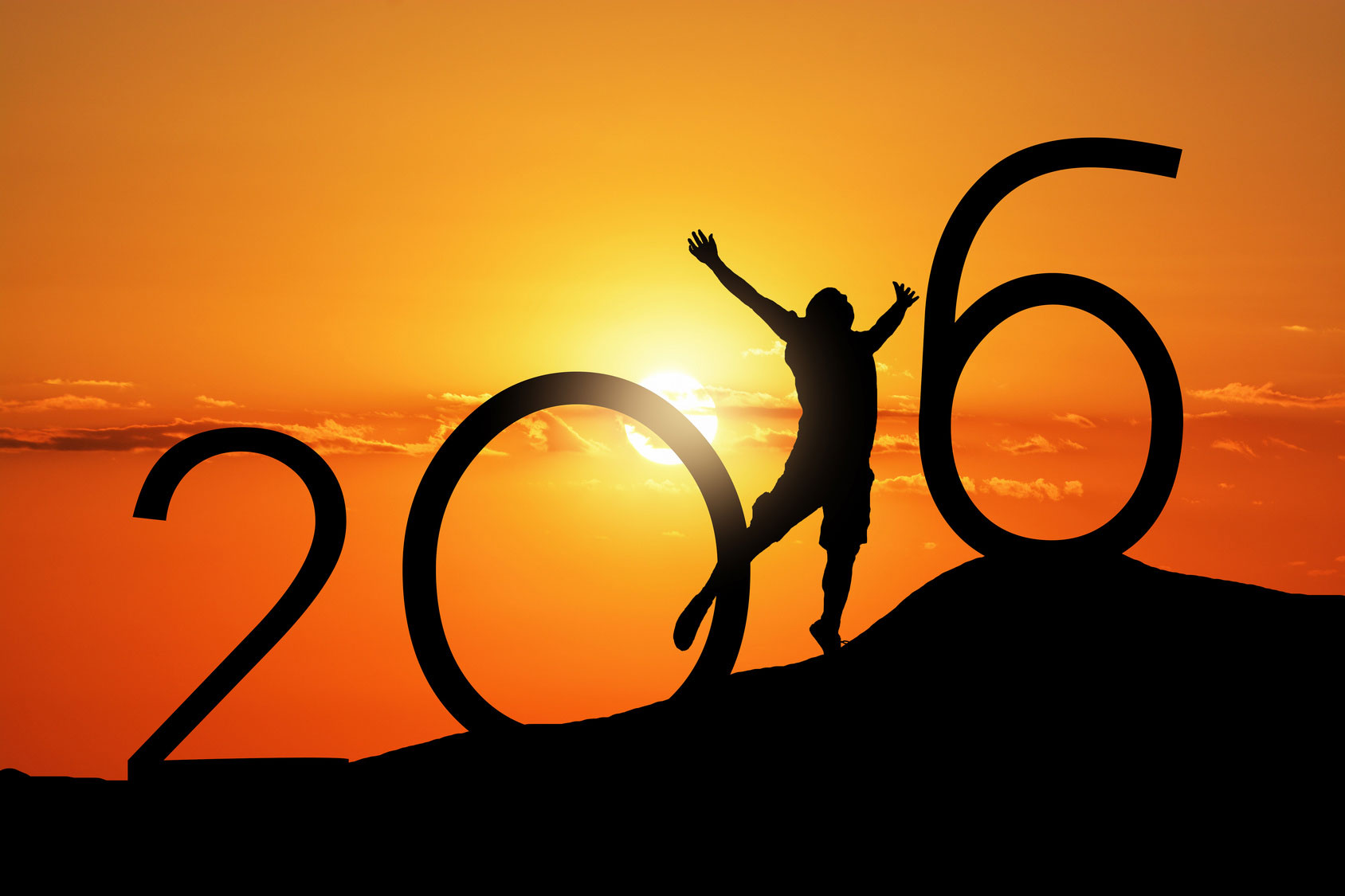 New Year Resolutions For A Healthier You!
