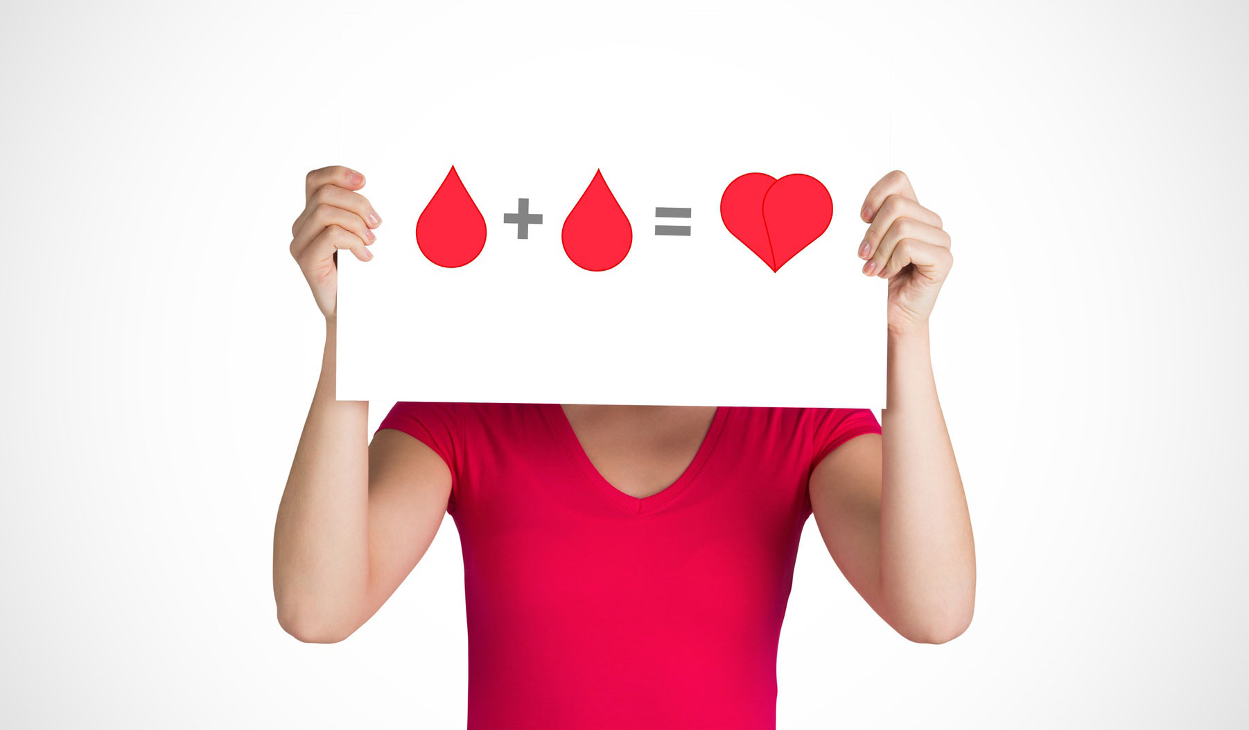 It's National Blood Donor Month