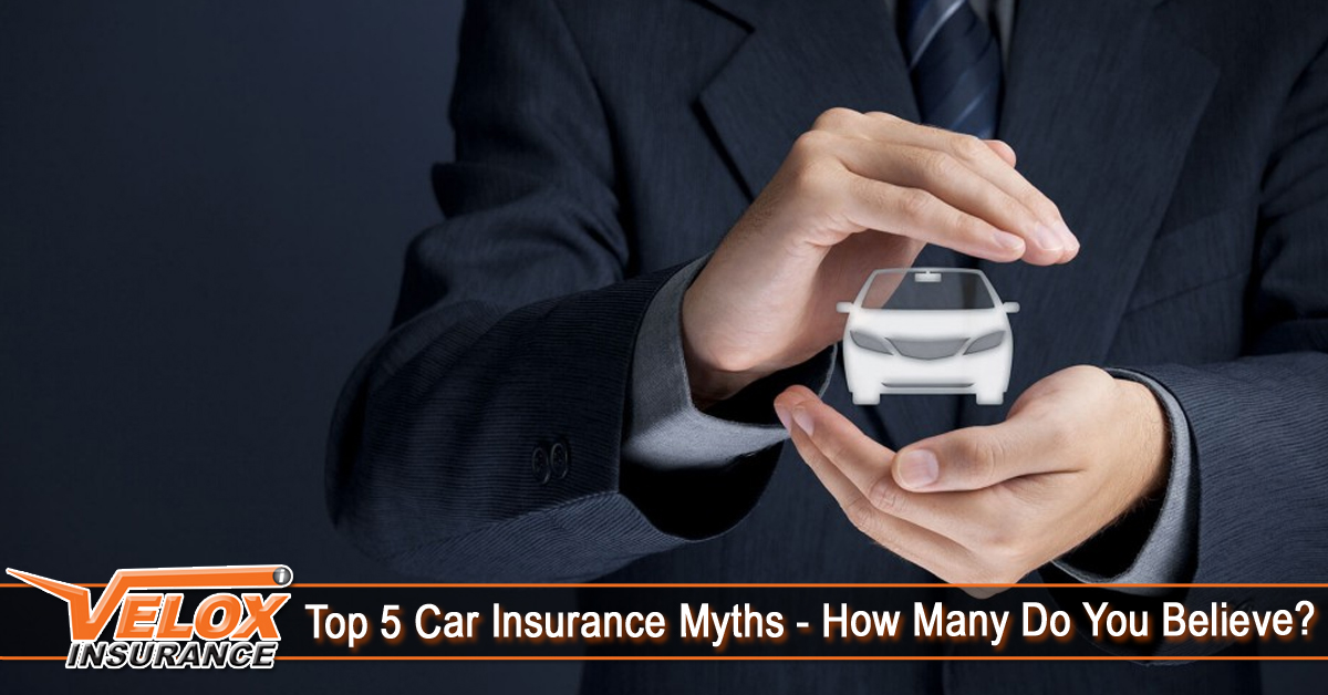 Top 5 Car Insurance Myths - How Many Do You Believe?