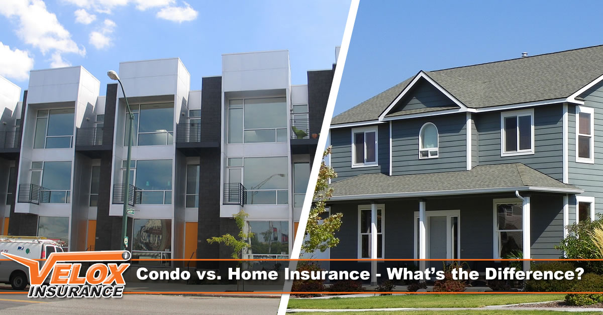 Condo Insurance vs. Home Insurance - What's the Difference?