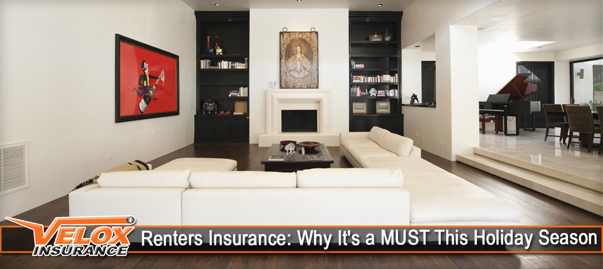 why you need renters insurance during holiday
