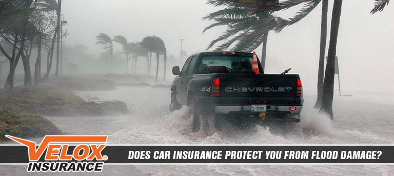 Does-Car-Insurance-Portect-You-From-Flood-Damage