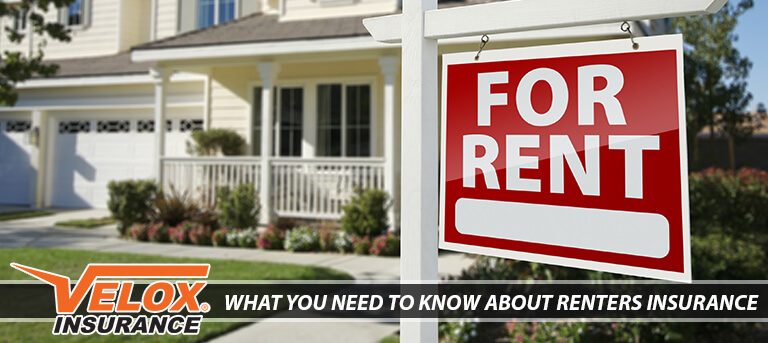 everything you need to know about renters insurance