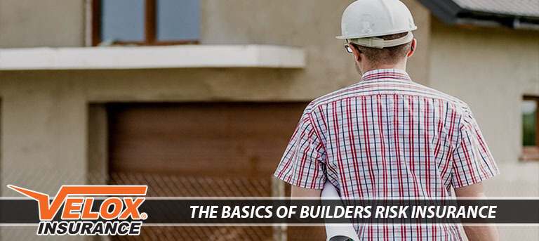 Builder working towards job site