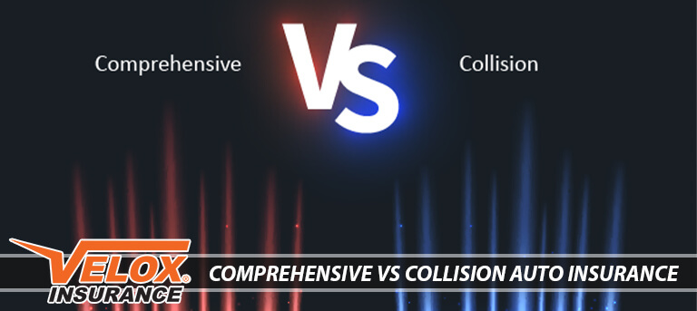 Collision Vs Comprehensive Auto Insurance