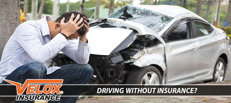 Reason you should never drive without auto insurance