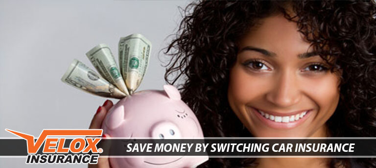 Saving Money by Switching Car Insurance