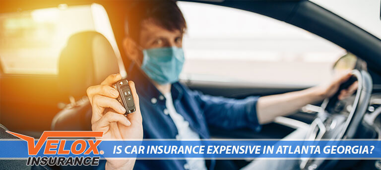 Is car insurance expensive in Atlanta Georgia?