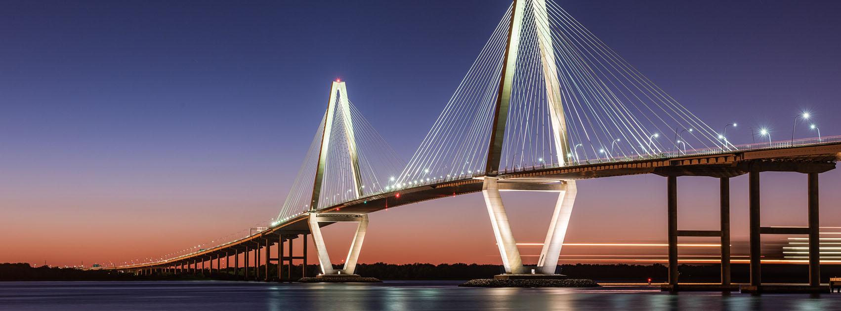 Bridge In South Carolina