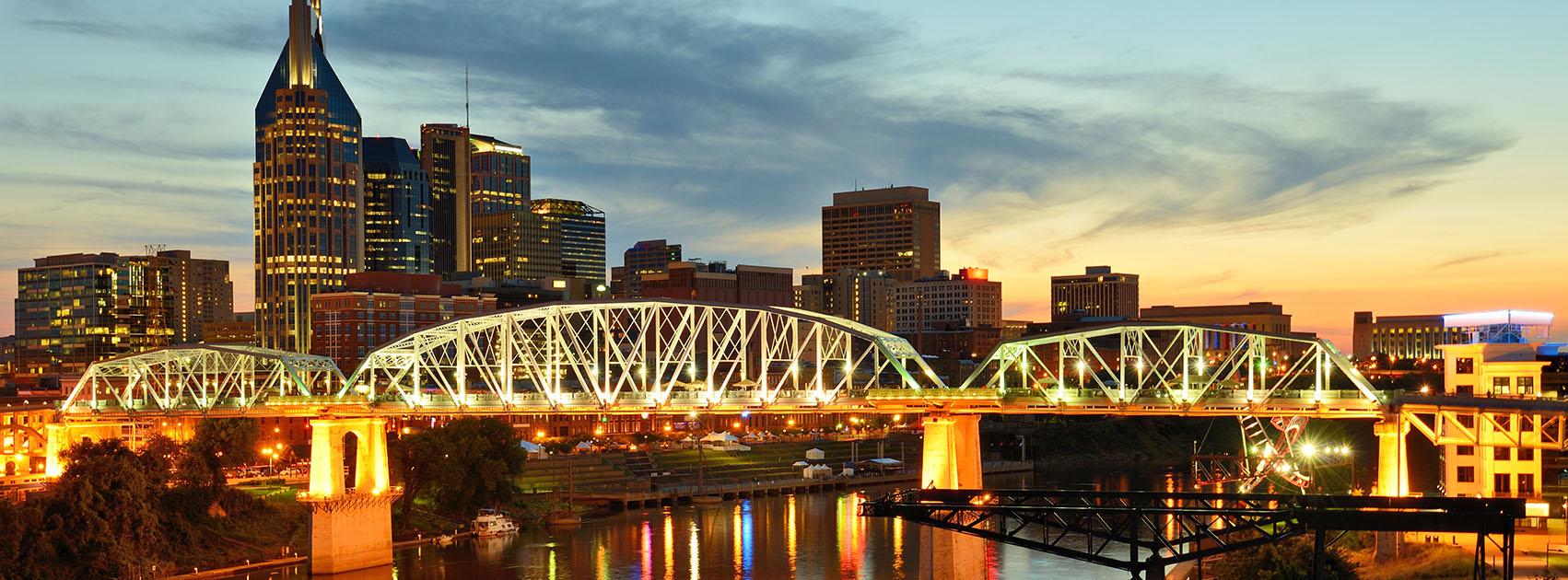 Bridge In Tennessee