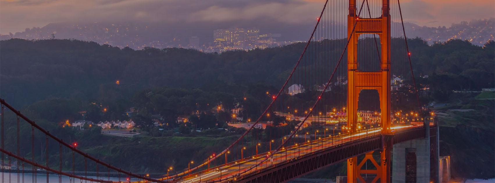Golden Bridge California